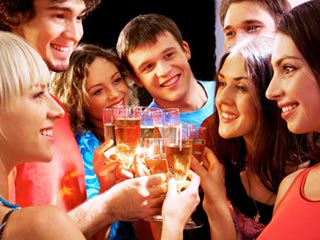 Appetence to the alcohol - is the first stage of alcoholism